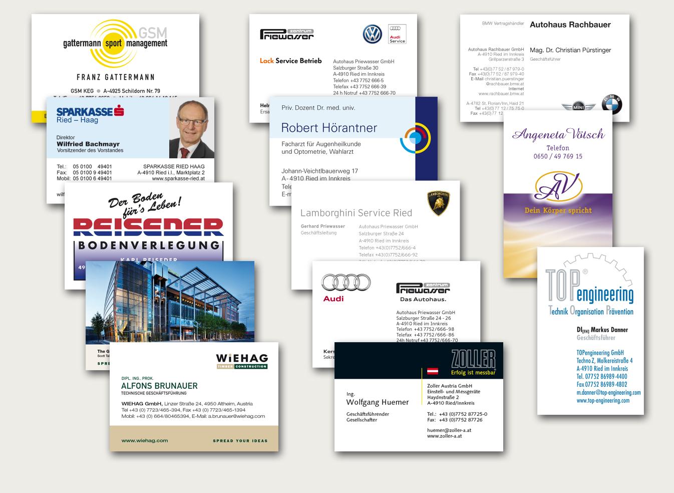 Digitaldruck Firmen Digitaldruck Privat